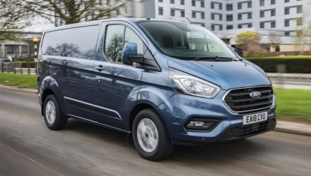 300 L2 FWD 2.0 EcoBlue 130ps Low Roof Limited Van [2021.75]