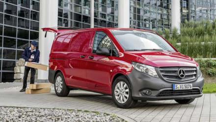 L2 FWD 110CDI Progressive Van [2020]