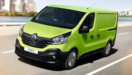 SWB SL30 ENERGY dCi 145 Business+ Van EDC [2019]
