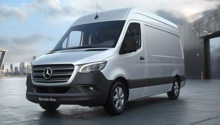 315CDI L2 RWD 3.5t H2 Progressive Van [2020]