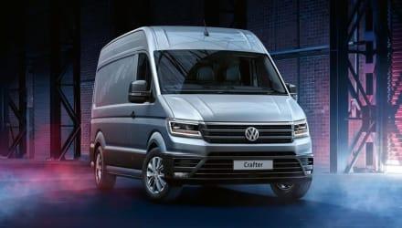CR30 MWB 2.0 TDI 102PS Startline Van [2021]