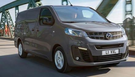 L1 3100 100kW Dynamic 50kWh H1 Van Auto [2021.75]