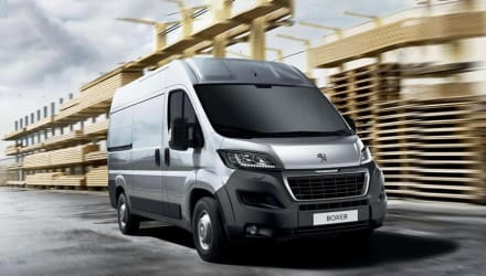 435 L4 2.2 BlueHDi H2 Professional Van 140ps [2019]