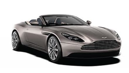 Aston Martin Lease Deals Select Car Leasing