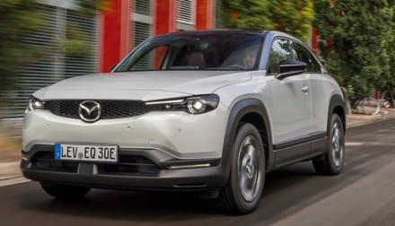 107kW Sport Lux 35.5kWh 5dr Auto [2020]