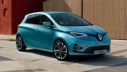 80kW Iconic R110 50kWh Rapid Charge 5dr Auto [2021.5]