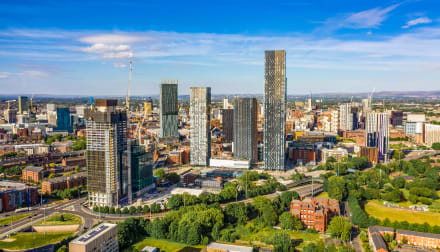 Select Car Leasing Manchester Office