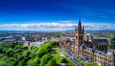 Select Car Leasing Glasgow Office