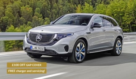 EQC 400 300kW AMG Line 80kWh 5dr Auto [2021]