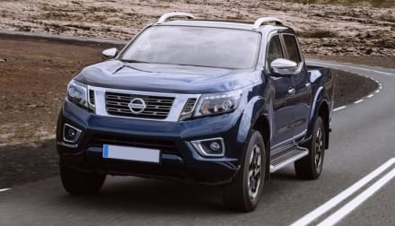 Double Cab Pick Up N-Guard 2.3dCi 190 TT 4WD Auto [2019]