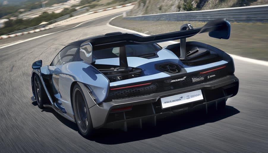 V8 2dr SSG Auto [2018]