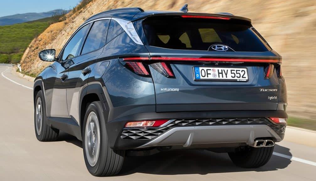1.6 TGDi Hybrid 230 Premium 5dr 2WD Auto [2021]