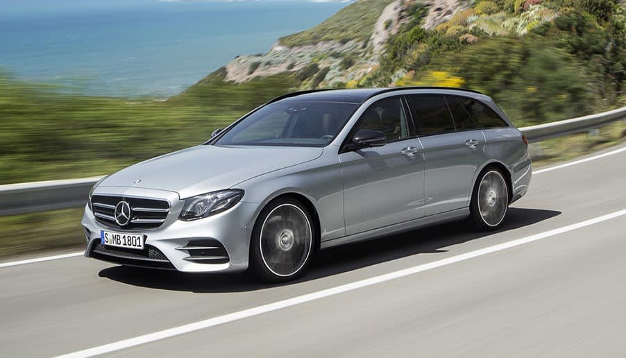 E53 4Matic+ Night Edition Prem+ 5dr 9G-Tronic [2021.5]