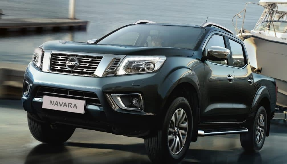 Double Cab Pick Up Tekna 2.3dCi 190 TT 4WD [2019]