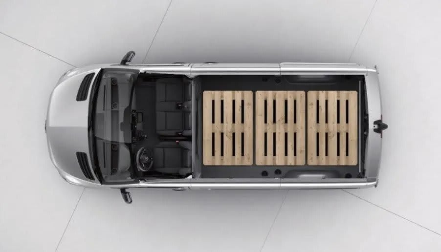 314CDI L2 FWD 3.5t H2 Van [2018]