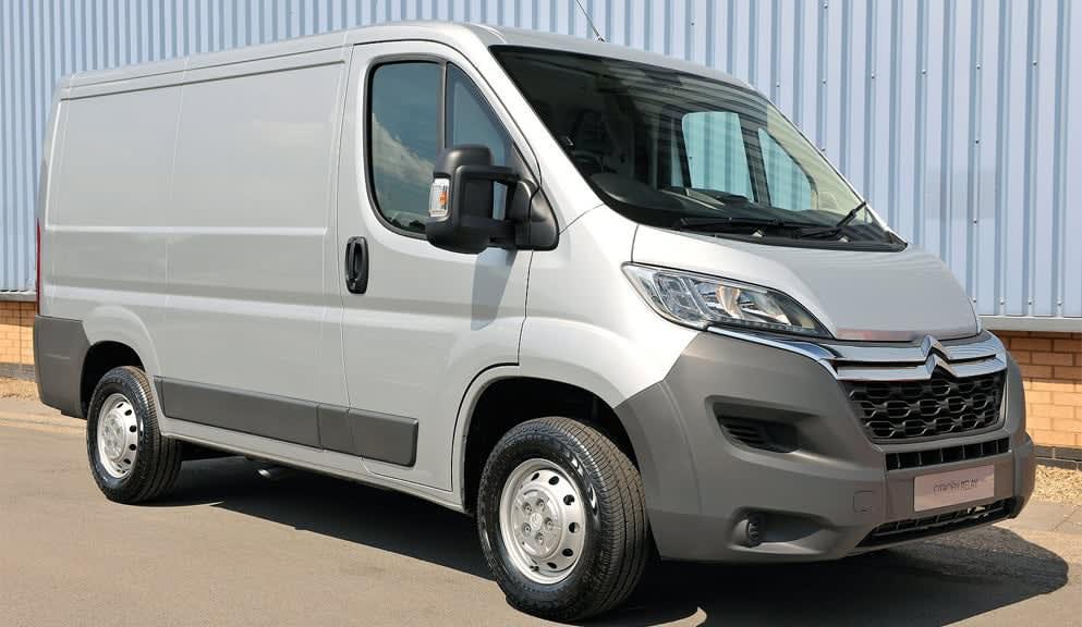 35 L4 2.2 BlueHDi Box Van 165ps Plus [2021.5]