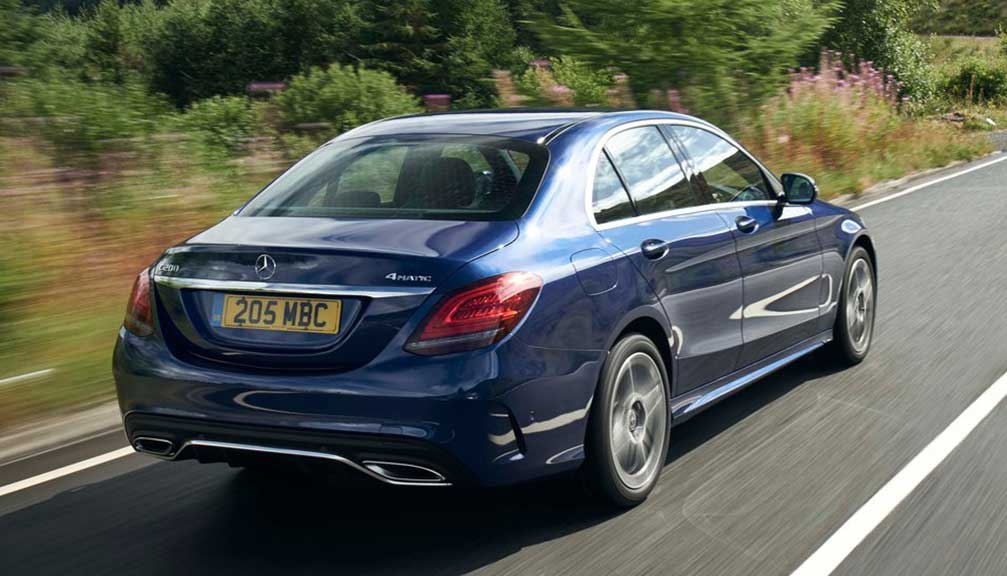 C200 AMG Line Night Ed Premium Plus 4dr 9G-Tronic [2021]