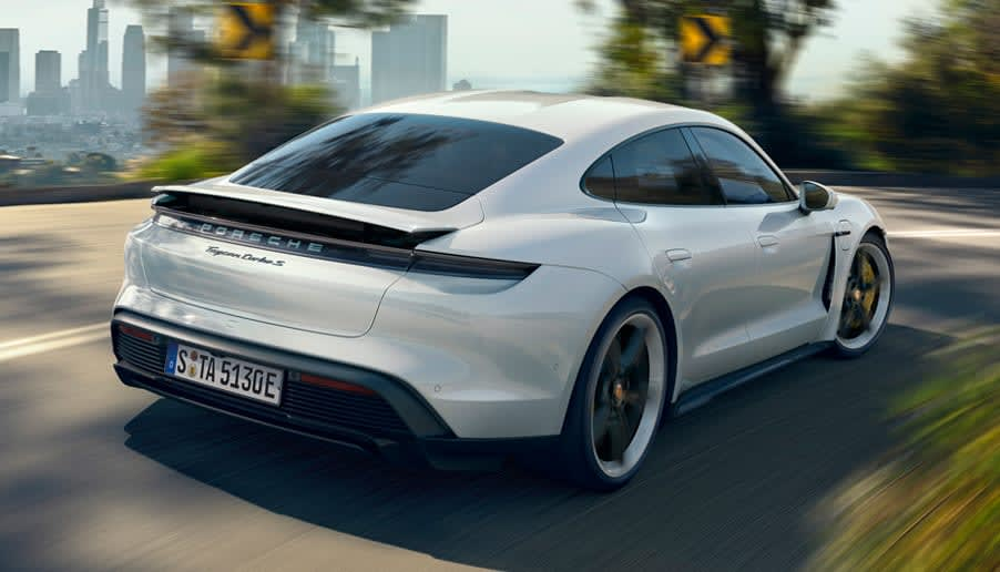 420kW 4S 93kWh 4dr Auto [2022]