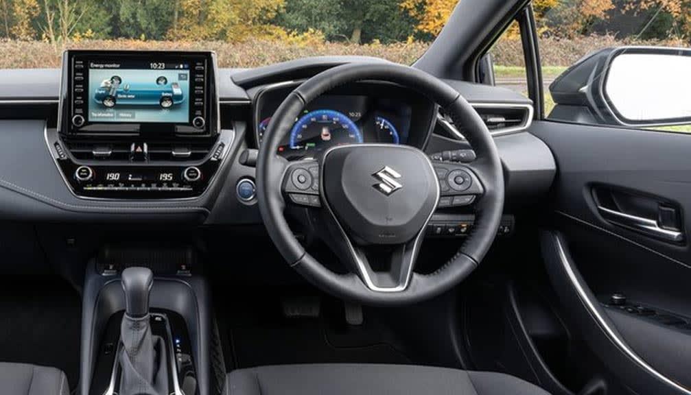 1.8 Hybrid SZ-T 5dr CVT [2021]