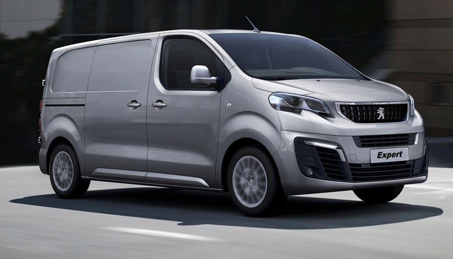 LONG 1400 2.0 BlueHDi 120 Professional Crew Van [2021.75]