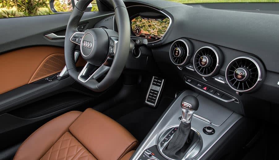 45 TFSI Quattro Black Edition 2dr S Tronic [2021]