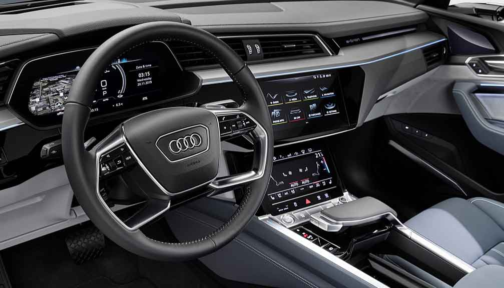 300kW 55 Quattro 95kWh Launch Edition 5dr Auto [2021]
