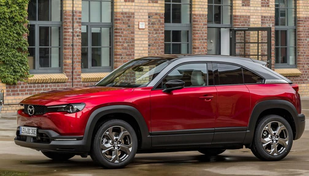 107kW 100th Anniversary Edition 35.5kWh 5dr Auto [2021]