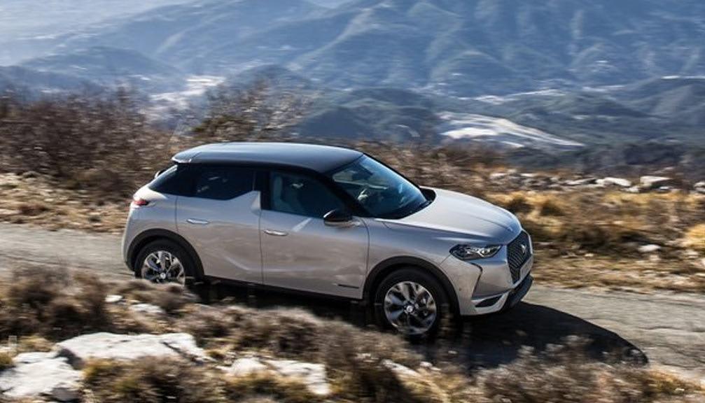 100kW E-TENSE Ines De La Fressange 50kWh 5dr Auto [2021.5]