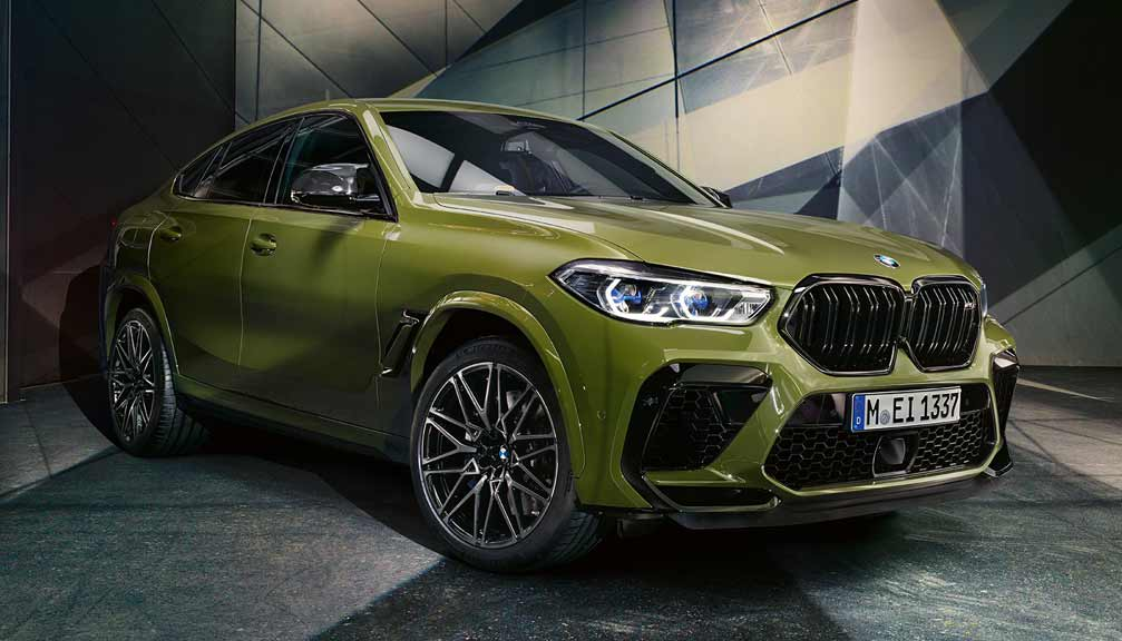 xDrive X6 M Competition 5dr Step Auto [2021.25]