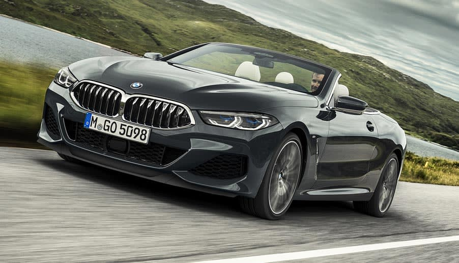 M850i xDrive 2dr Auto [Ultimate Pack] [2021.75]