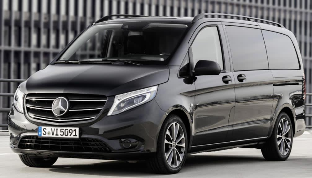 TOURER L2 RWD 114 CDI Select 9-Seater 9G-Tronic [2020]