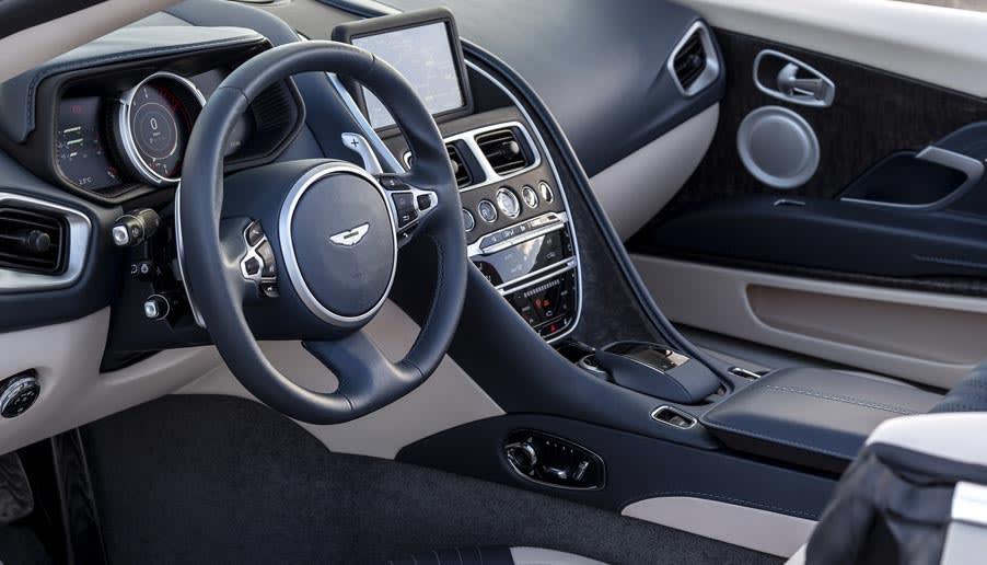 V8 Volante 2dr Touchtronic Auto [2021]