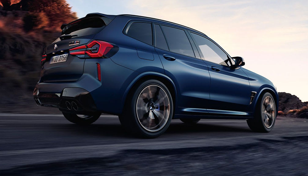 xDrive X3 M Competition 5dr Step Auto [2021.75]