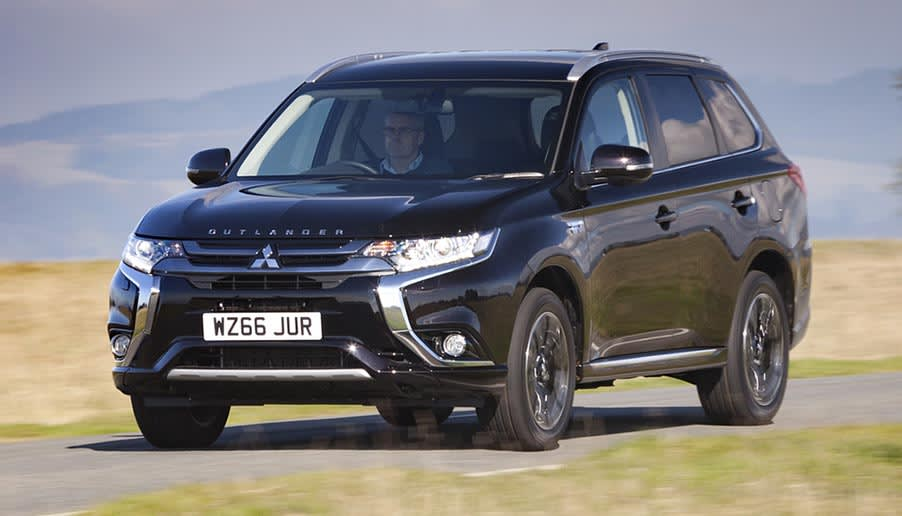 2.4 PHEV Exceed Safety 5dr Auto [2020]