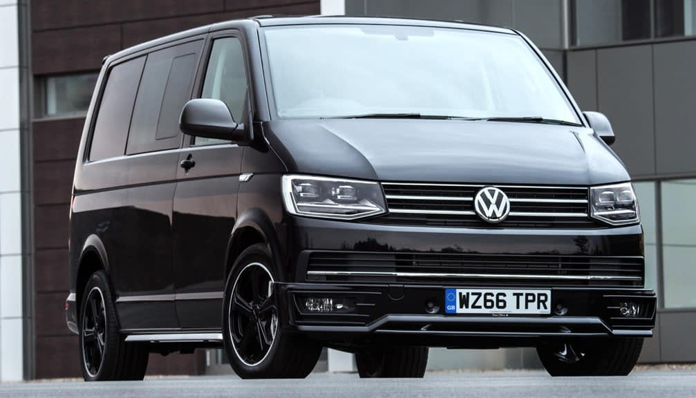 T28 LWB 2.0 TDI 150 High Roof Highline Van DSG [2021]