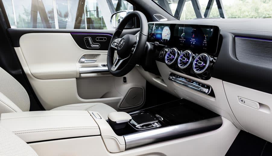 B180 AMG Line Premium 5dr Auto [2021.5]