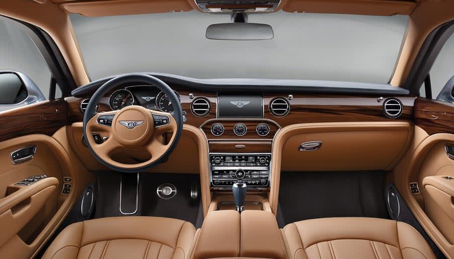 6.8 V8 Mulliner Driving Spec 4dr Auto EWB [2020]