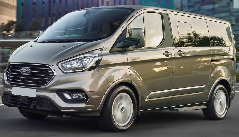 L1 FWD 1.0 EcoBoost PHEV 126ps L/R 8 Seater Titanium Auto [2021.75]