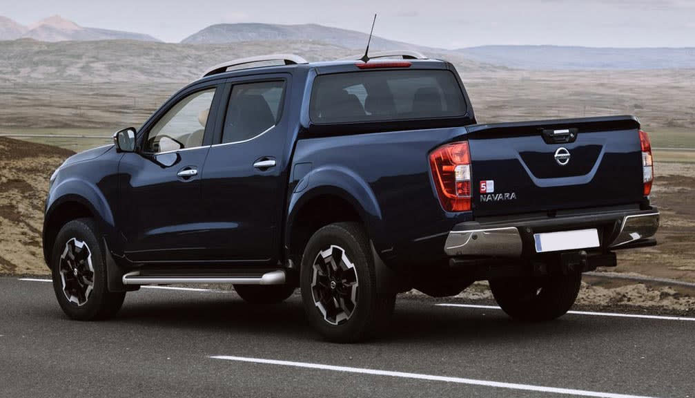 Double Cab Pick Up N-Connecta 2.3dCi 190 TT 4WD [2019]