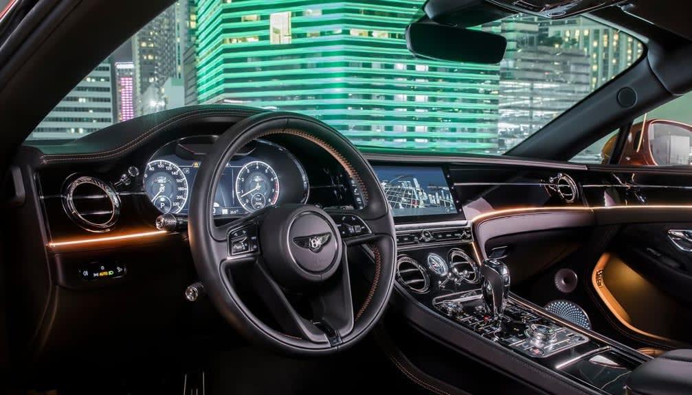 4.0 V8 Mulliner Edition 2dr Auto [2021]