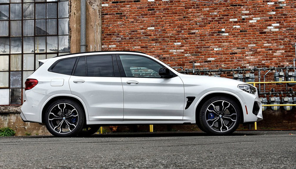 xDrive X3 M Competition 5dr Step Auto [2021.25]