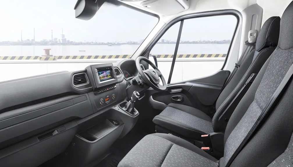 3500 L3 FWD 2.3 Turbo D 145ps H1 Box Van [2021.5]