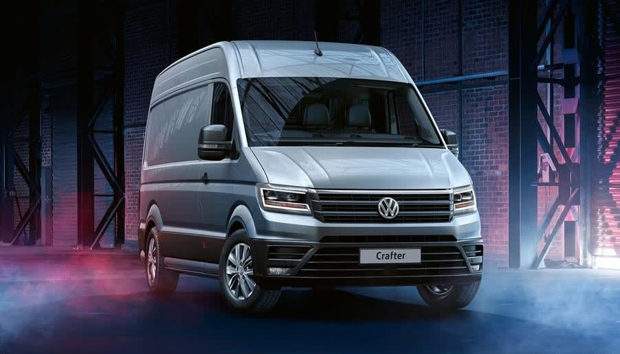 CR35 LWB 2.0 TDI 102PS Startline Extra High Roof Van [2021]