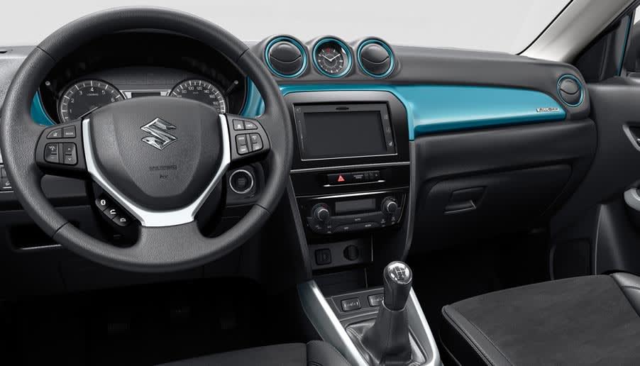 1.4 Boosterjet 48V Hybrid SZ5 5dr Auto [2020]