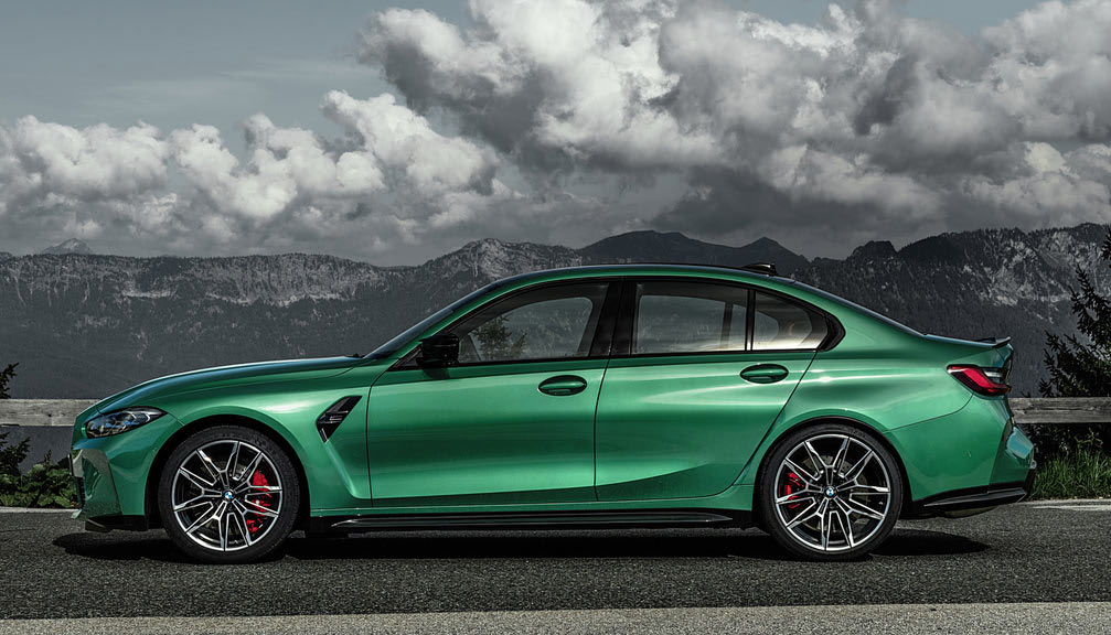 M3 Competition 4dr Step Auto [Ultimate Pack] [2021.25]