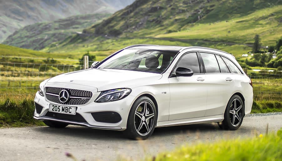 C300 AMG Line Night Edition Premium 5dr 9G-Tronic [2021]