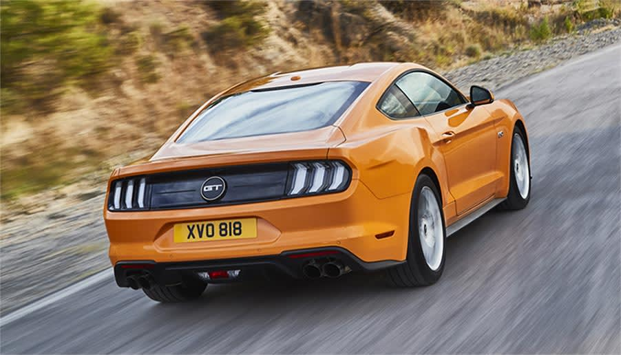 5.0 V8 449 GT [Custom Pack 4] 2dr [2021.5]