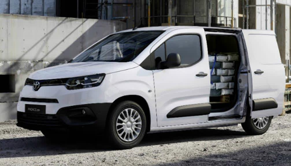 L1 1.5D 100 Active Van [2021]