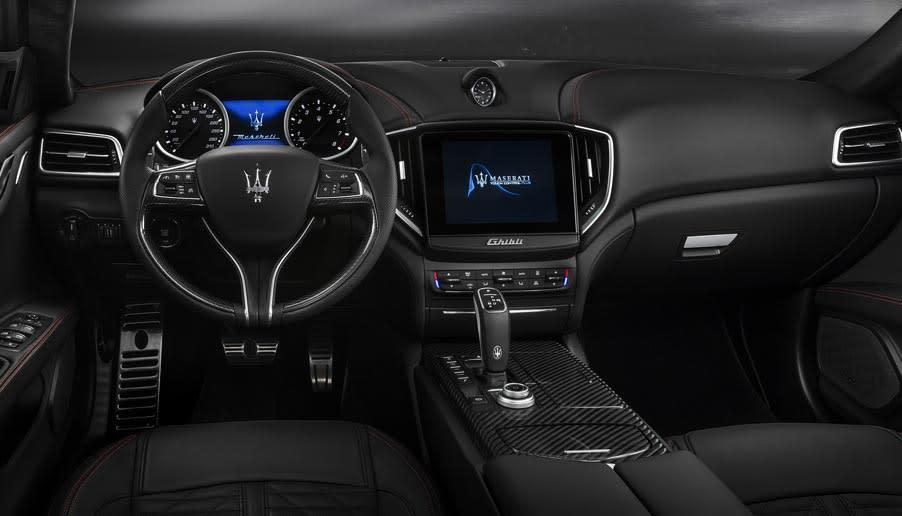 V6 S GranSport Nerissimo Pack 4dr Auto [2021]