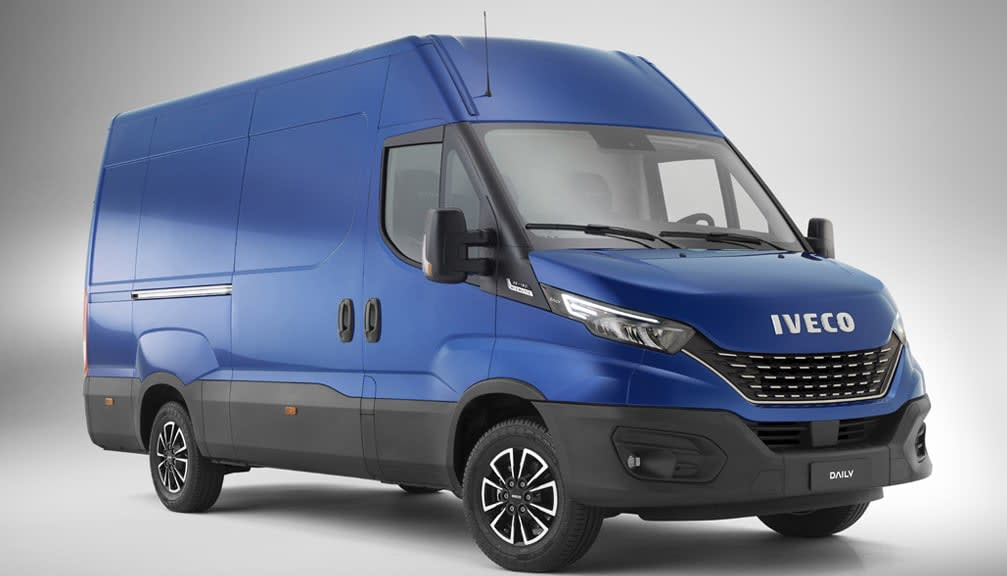 35C14 2.3 High Roof Business Van 3520L WB [2019]